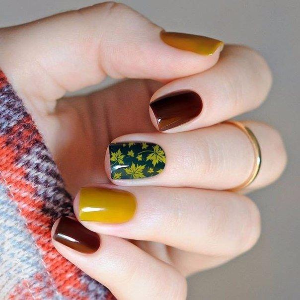 Такой вариант рисунка на ногтях идеально подойдет к любой одежде, и будет кстати на любом мероприятии.