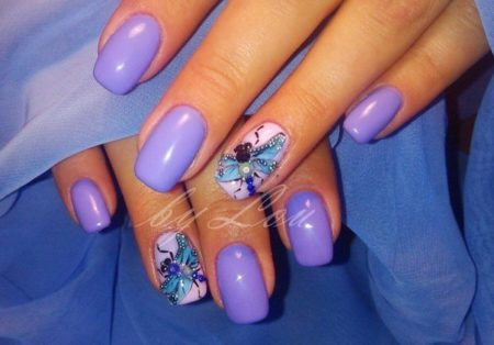 manicure-short-nails