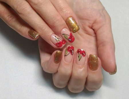 manicure-short-nails-ideas-14