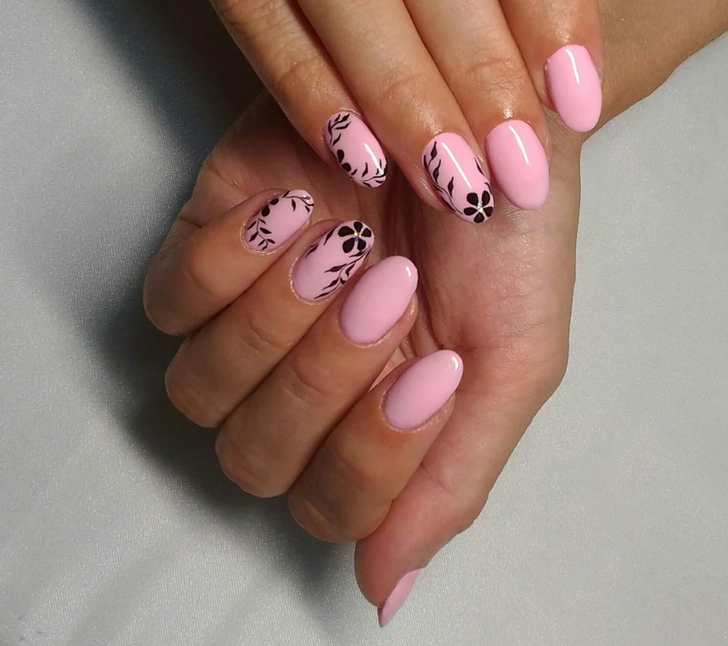 Идеи красивого маникюра фото на короткие ногти