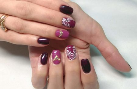 manicure-short-nails-ideas-84