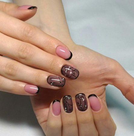 manicure-short-nails-ideas-85