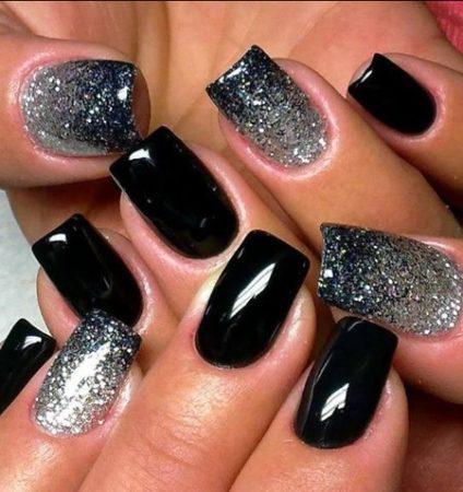 black_and_glitter