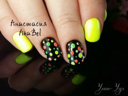 Красивый дизайн коротких ногтей 101 фото