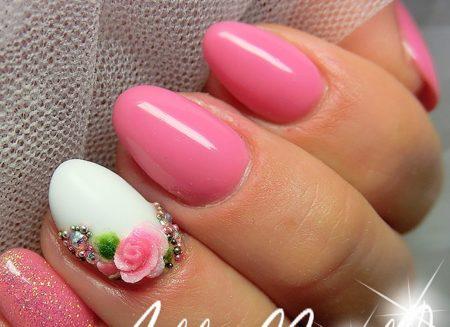 Модный дизайн ногтей 70 фото