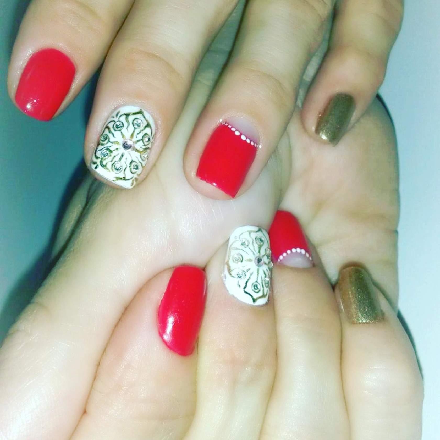 Фото дизайн на ногтях отзывы