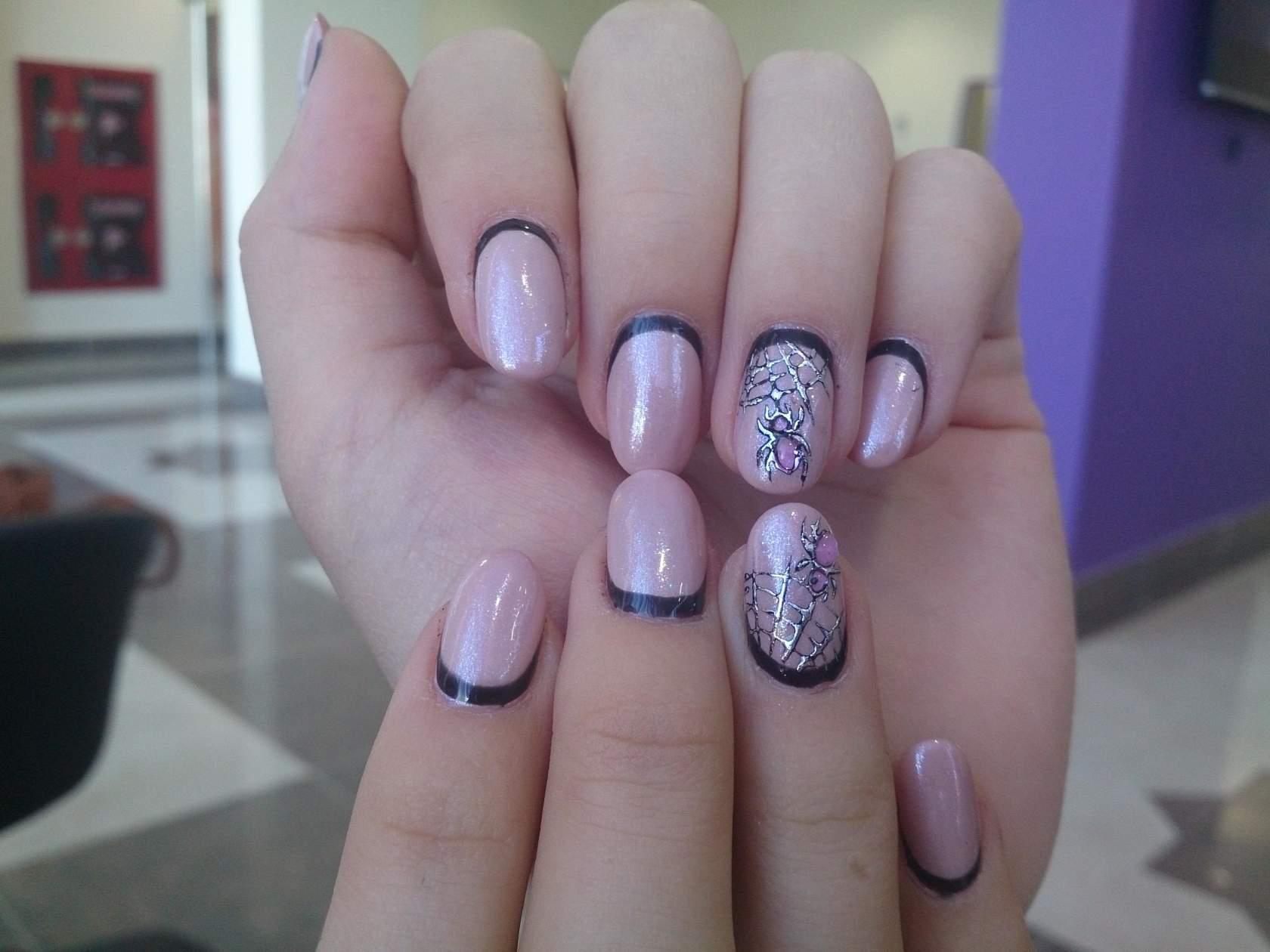 Красивый дизайн ногтей года, фото, идеи дизайна 35
