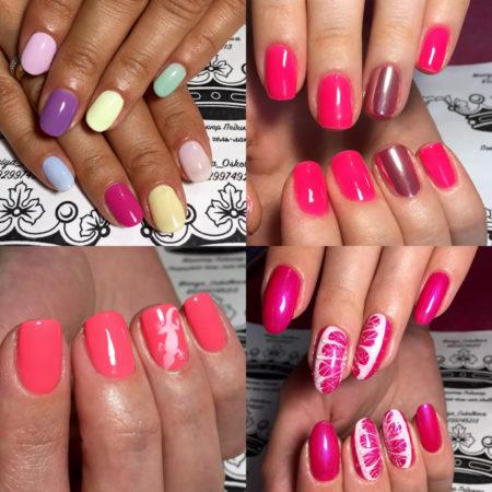 202 идеи модного дизайна ногтей