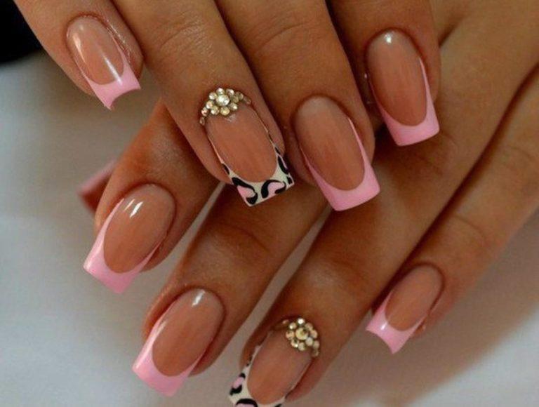 Дизайн ногтей и френч