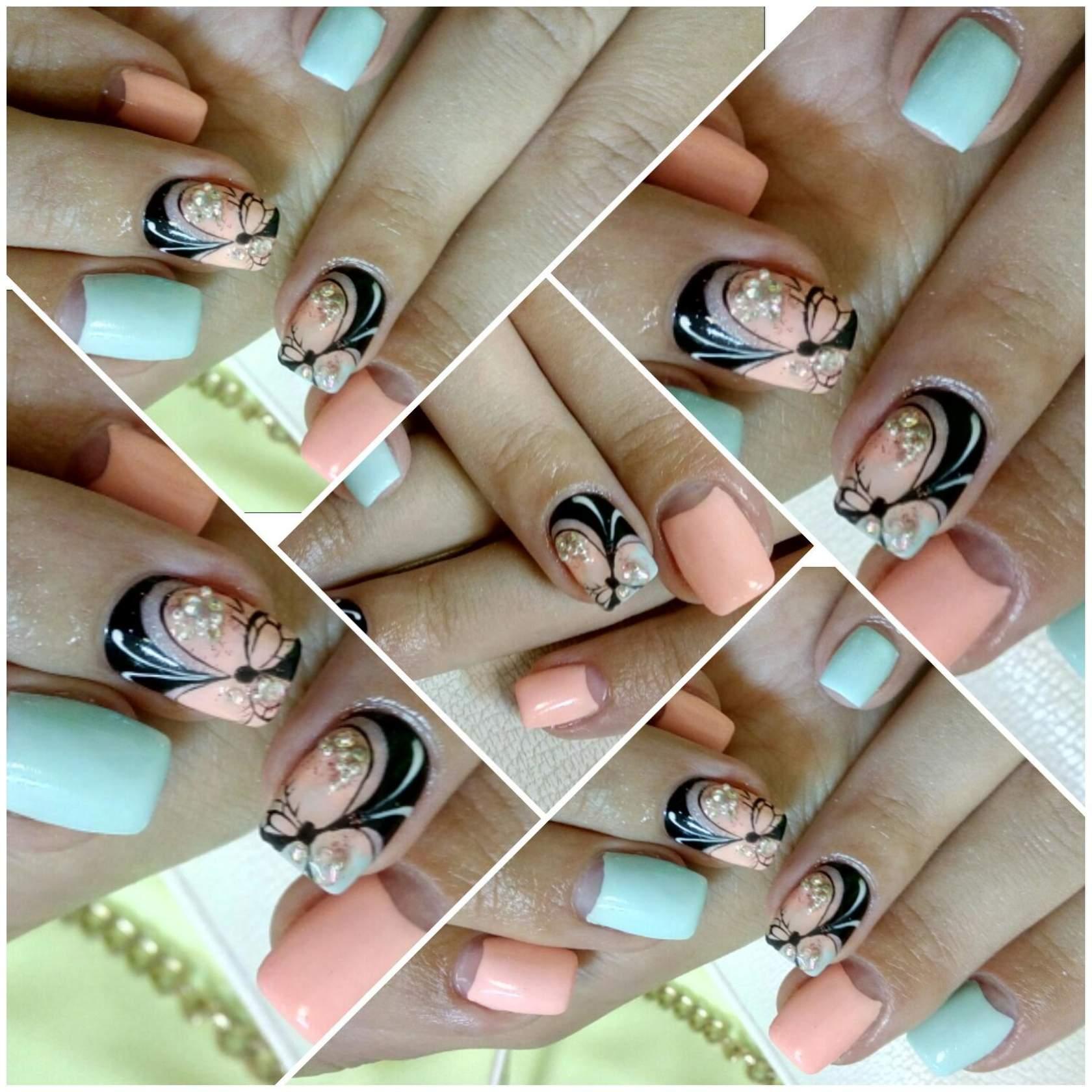 Дизайн ногтей идеи фото