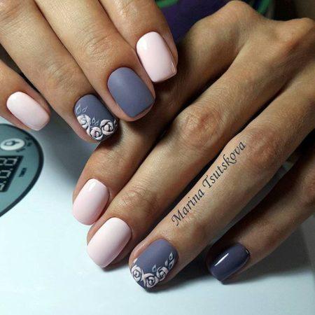 Дизайн ногтей фото: 270 фото, самый красивый