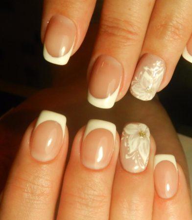 Гелевые ногти дизайн картинки модные тенденции