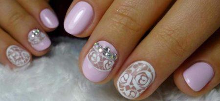 Дизайн ногтей весна - лето на натуральные ногти