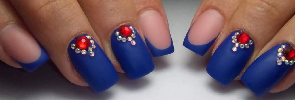 Фото популярных дизайн ногтей