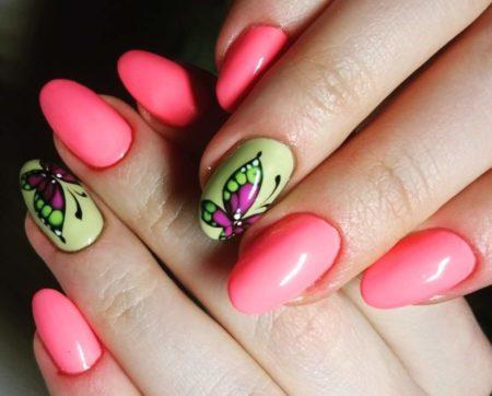 Идеи модного дизайна ногтей