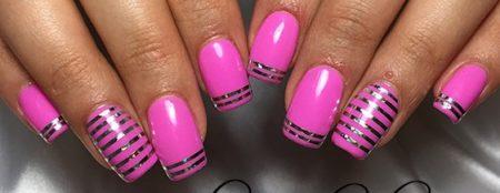 Красивые ногти фото и красивый дизайн маникюра ярких цветов