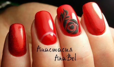 Ногти фото актуальный дизайн