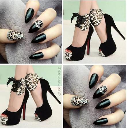 Дизайн длинных ногтей фото – идеи модного маникюра гель-лаком
