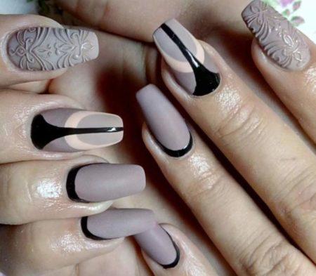 Дизайн ногтей фото.