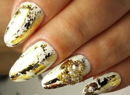Гель-лак маникюр – красивые фото ногтей с дизайном