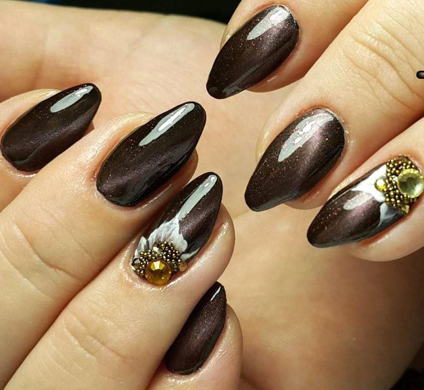 Очень красивый дизайн ногтей-163 фото -Фото дизайна ногтей 41