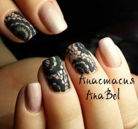 Ногти фото — дизайн ногтей – маникюр с рисунком.