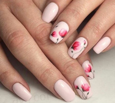 Красивый дизайн ногтей фото