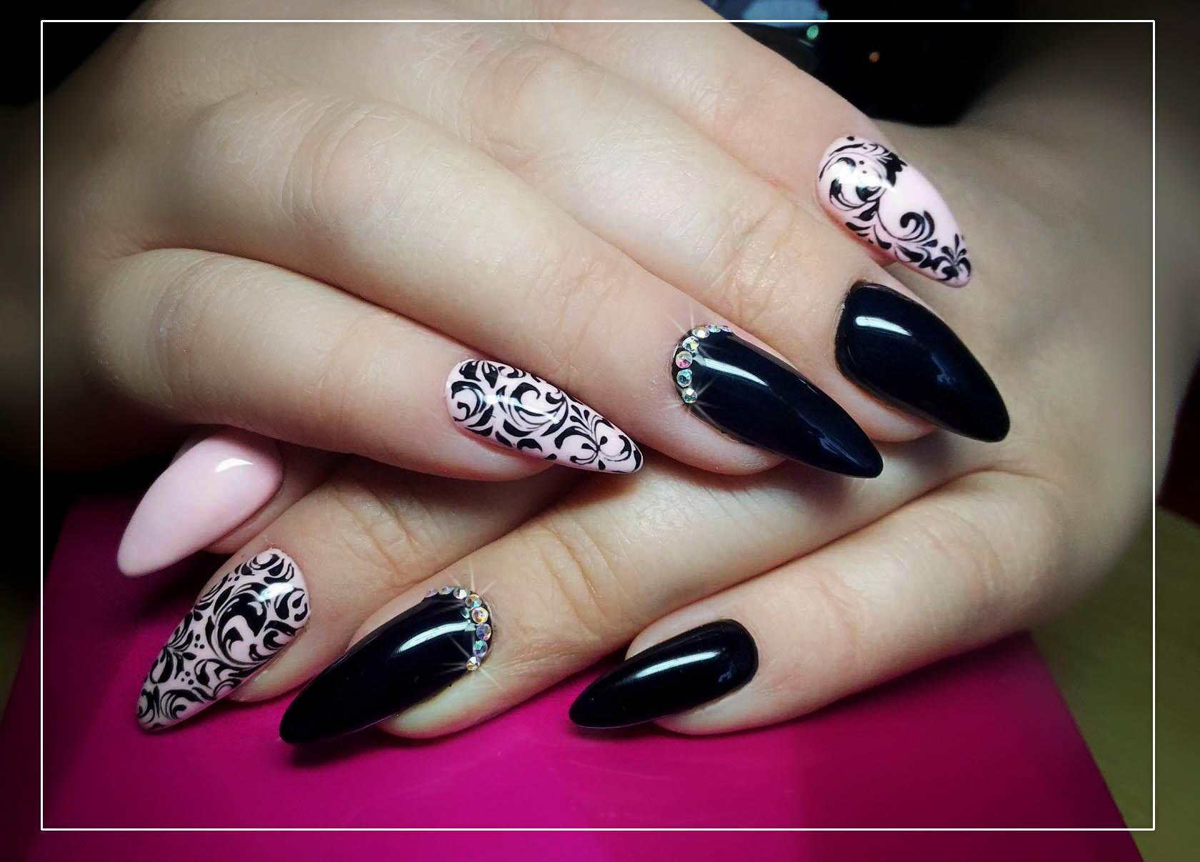 Дизайн лучших ногтей фото