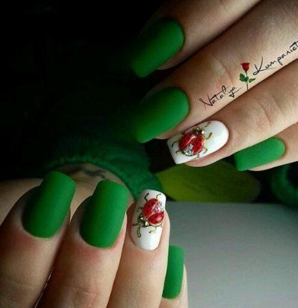 Ногти фото летний дизайн