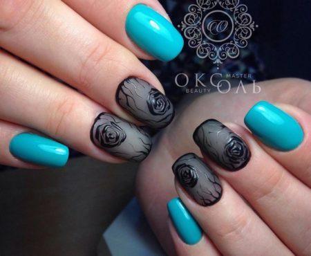 Ногти фото модный маникюр с дизайном