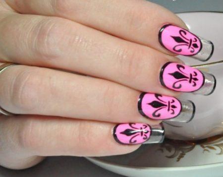 Красивые фото маникюра – актуальный весенний дизайн ногтей