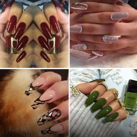 красивое фото ногтей
