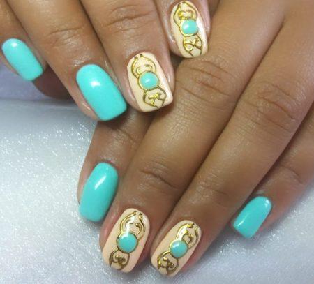 Дизайн ногтей с эффектом фото