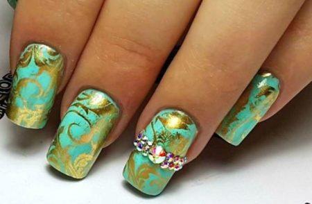 Ногти фото – маникюр стильный – дизайн ногтей