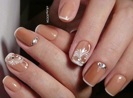 Дизайн ногтей фото новинки