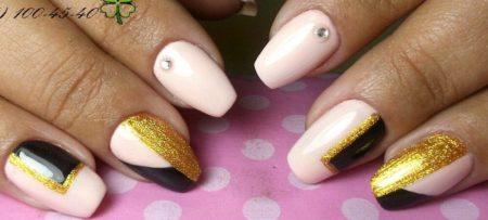 Красивые фото ногтей розового маникюра, фото идеи — модного дизайна.