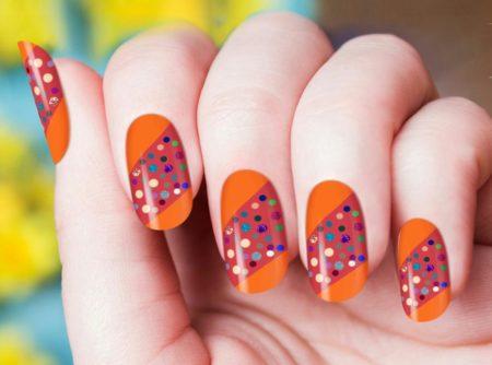 Популярные идеи дизайна ногтей