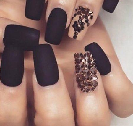 Фото модных идей Нейл Арт дизайна ногтей 2017
