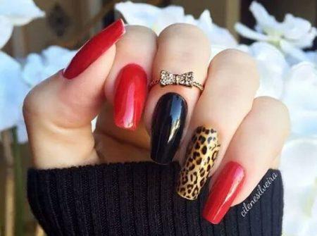 Фото маникюра и модных идей дизайна ногтей