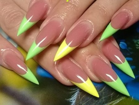 Ногти дизайн летние фото