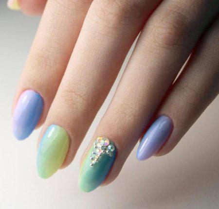 Дизайн ногтей 2017 фото