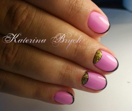 Дизайн ногтей летнего маникюра фото