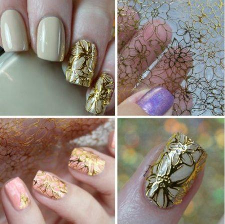 Дизайн ногтей нейл – арта