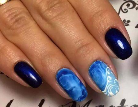 Дизайн ногтей узоры