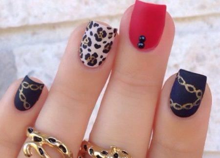 Дизайн ногтей узоры – красивые фото маникюра.