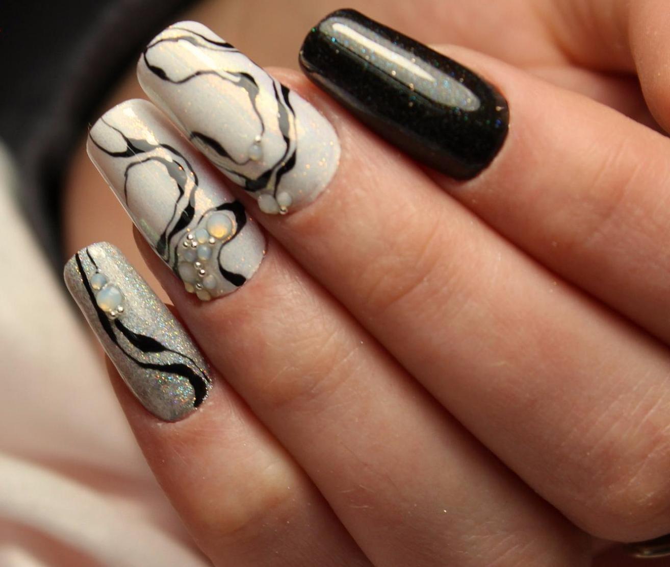 Дизайн ногтей очень фото