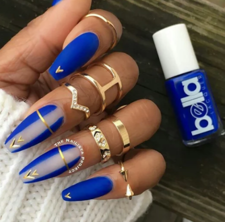 Фото ногтей модного маникюра – Модный дизайн ногтей.