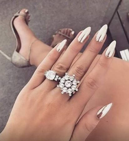 Модные ногти фото-60 актуальных дизайнов ногтей