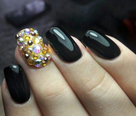 Красивые ногти «фото маникюра с дизайном»