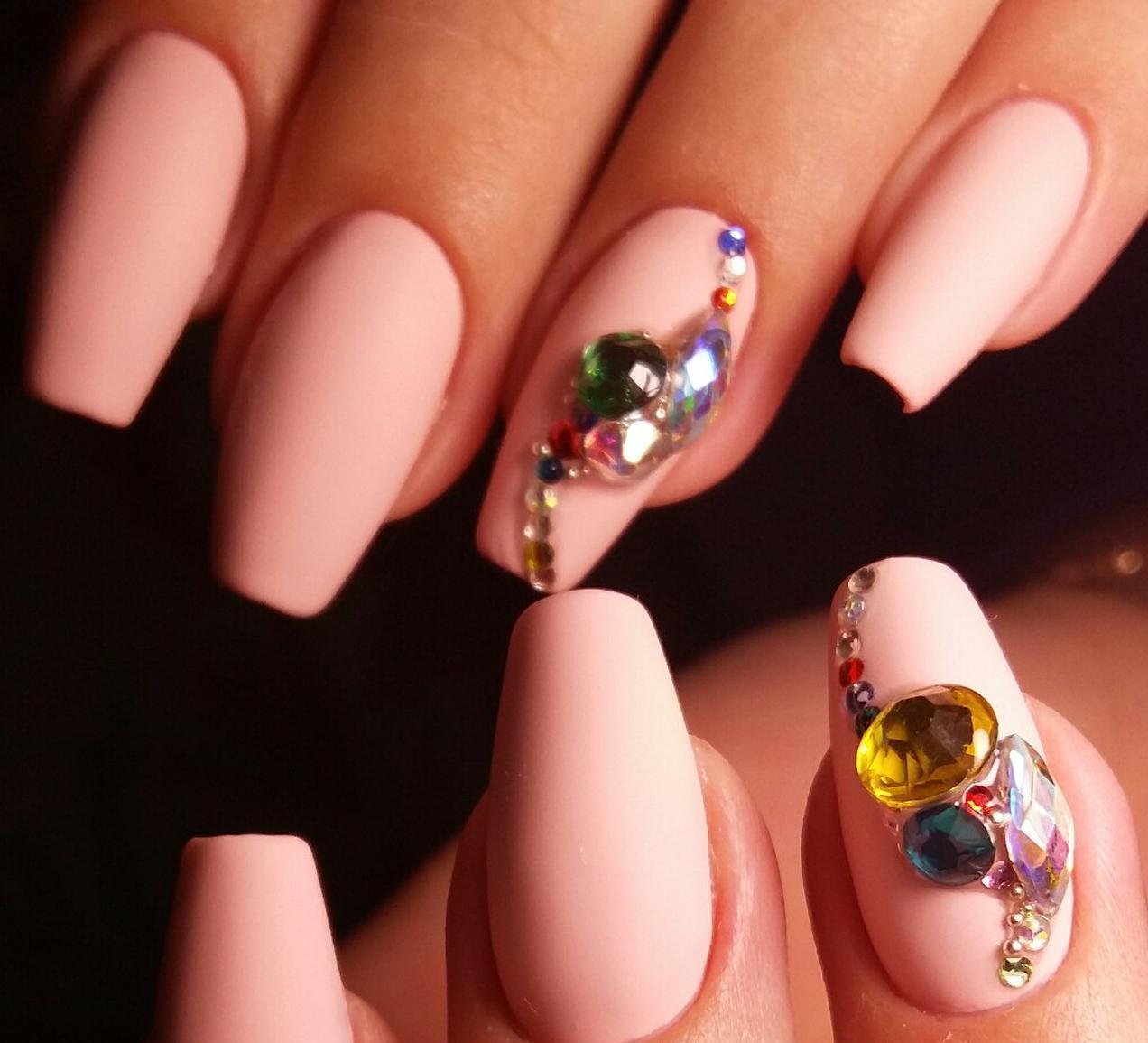 Красивый дизайн ногтей года, фото, идеи дизайна 92